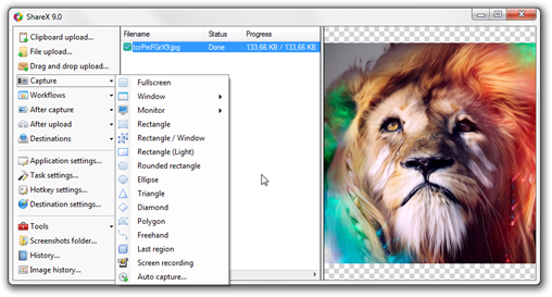 ShareX – Best Screen Capture and Image Upload Tool