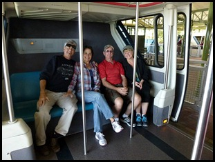 09 - Riding the Monorail