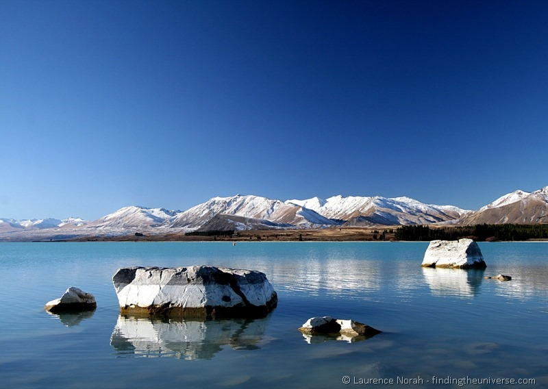Lake Tekapo Reflections