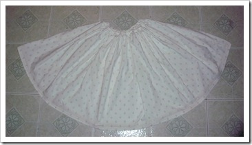 Simple Full Skirt