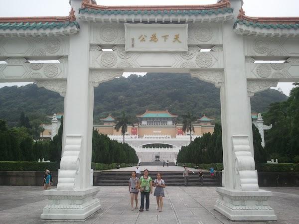 Imagini Taiwan: National Palace Museum, Taipei, Taiwan