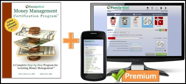 Family Mint Workbook Plus Premium for Life2