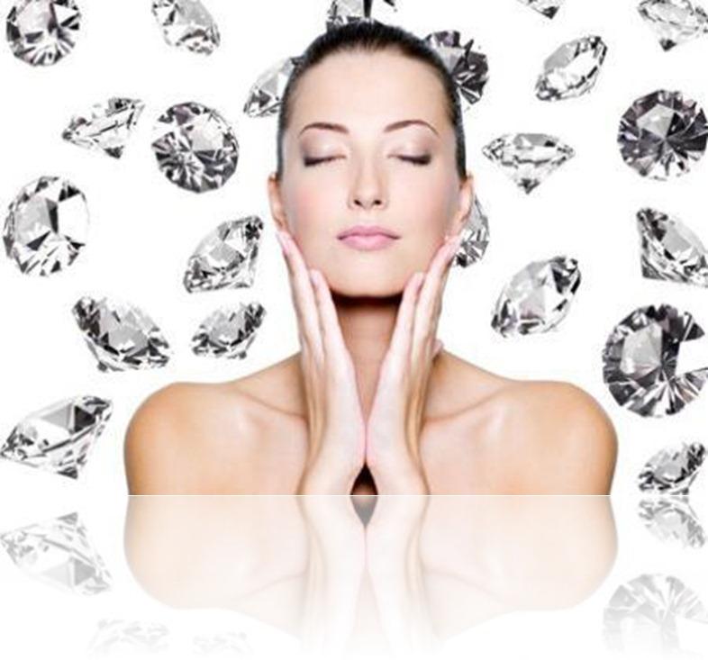 imagem peeling diamante