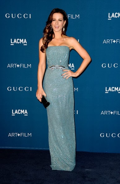Kate Beckinsale arrives at the LACMA 2013 Art   Film Gala