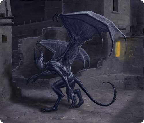 lovecraft nightgaunt
