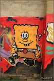 Spongebob der alte Sprayer