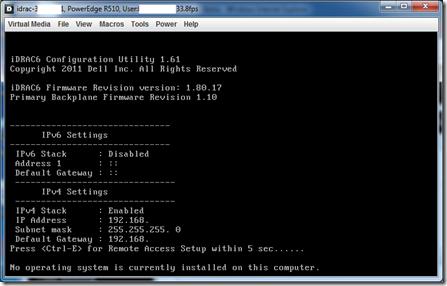 MPECS Inc  Blog: First Look at Dell's iDRAC 6 Enterprise – Full KVM