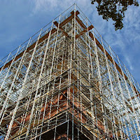 Independence Hall, scaffold, scaffolding, superior, 215 743-2200.jpg