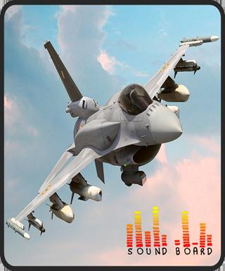 F-16 Fighting Soundboards