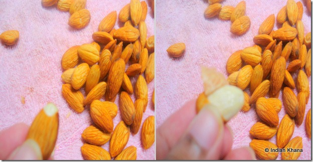 Blanched Almonds at home recipes