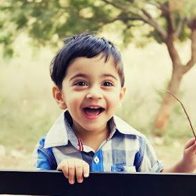 fun in the sun :) by Vardhini Nair - Babies & Children Toddlers ( child, kids, baby, toddler, smile,  )