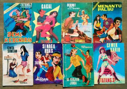 Download komik petruk ebook dan gareng