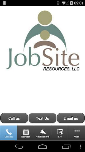 Job Site Resources Constructio