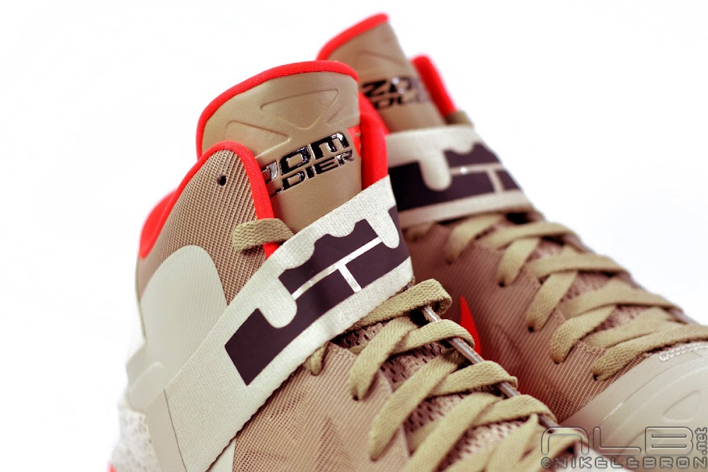... The Showcase Nike Zoom LeBron Soldier VI 6 8220Bamboo8221 ...