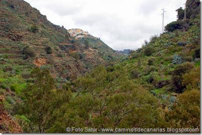 6996 Circular a Santa Brígida(La Atalaya-Barranco de Las Goteras)