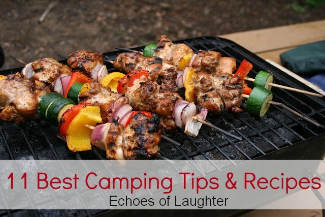 57 Camping Tips & Recipes