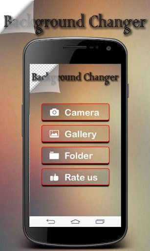 Photo Background Changer Erase