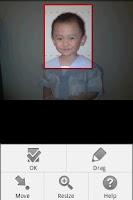 Screenshot of ID Photo Maker Demo