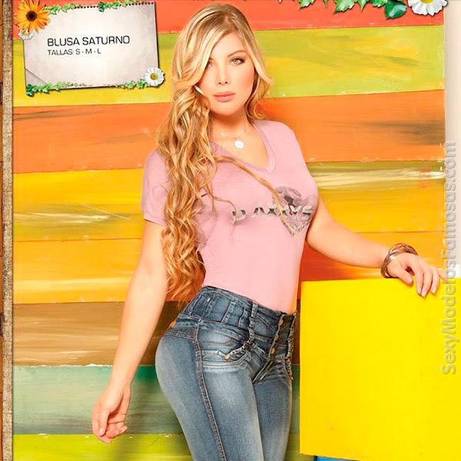 Angelica Jaramillo y Sofia Jaramillo Axxys Jeans Foto 39