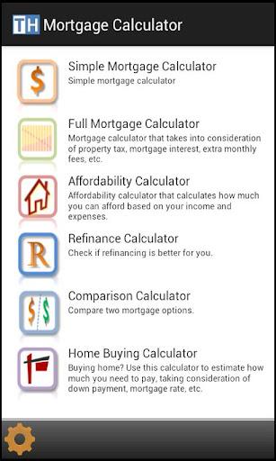 Download Mortgage Calculators Google Play softwares - a3OUE0D20kjg | mobile9