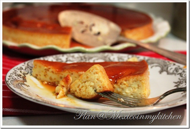 Easy flan recipe receta de flan fcil mexican food recipes easy flan recipe receta de flan fcil forumfinder Gallery