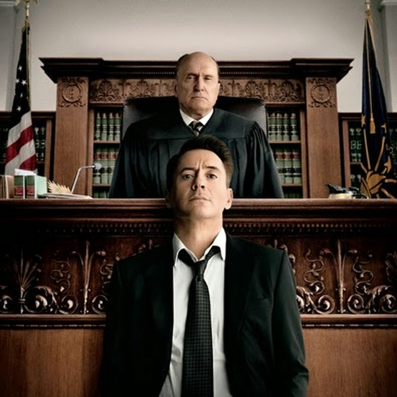 "Main Poster of Warner's ""The Judge"" Revealed"