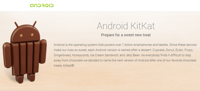 Android KitKat 640x292