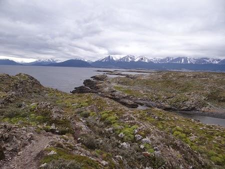 Tara de Foc: Peisaj antarctic