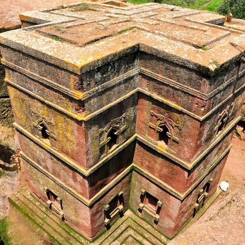 The Rock Churches of Lalibela