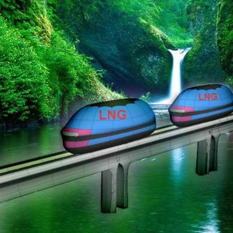Το μέλλον των μεταφορών ενέργειας είναι στα τραίνα υψηλής ταχύτητας