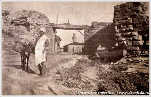 Фото Несебра начала XX века. Болгария. www.timeteka.r