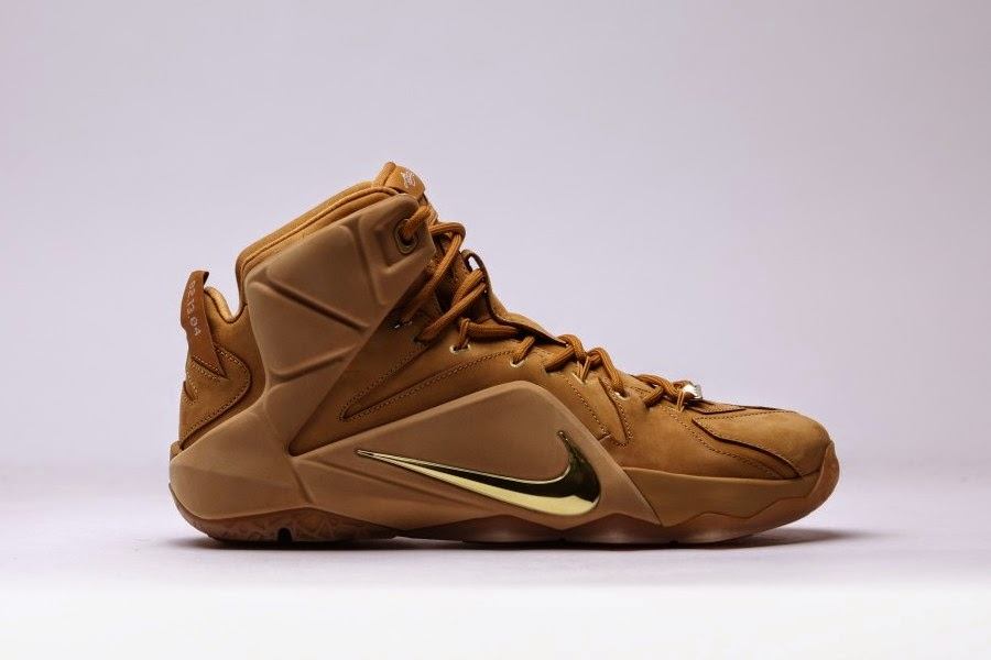 new product 2a111 a4b50 ... Additional Look at Upcoming 8220Wheat8221 Nike LeBron XII EXT QS ...