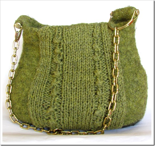 Tamdoll new wool handbag