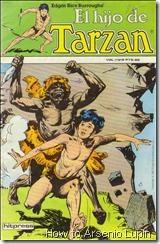 P00009 - El Hijo de Tarzan #9