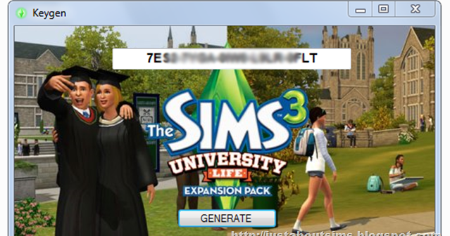 I've lost my booklet that has my registration code on it for The Sims 3 University Life. Is there any way to get it back with out looking (looked.