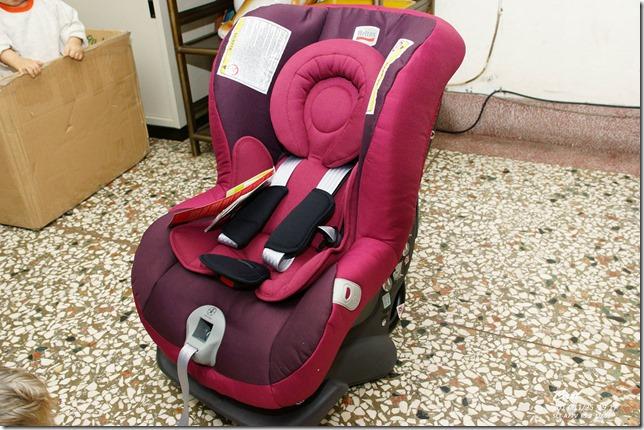Incarl 網購britax Romer Car Seat First Class Plus 安全座椅心得 簡易