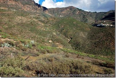 7063 Cruz Tejeda-Artenara-Guardaya(Guardaya de Arriba)