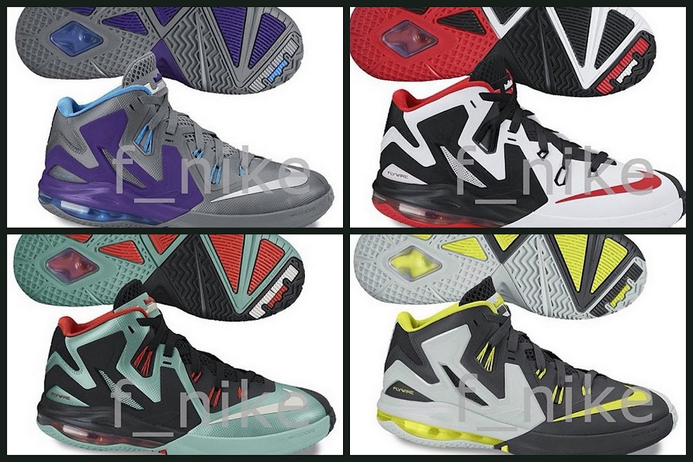 f6d438ae2fd Nike Air Max Ambassador VI 8211 Upcoming Colorways ...