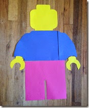 Pin the head to the Lego man @ whatilivefor.net