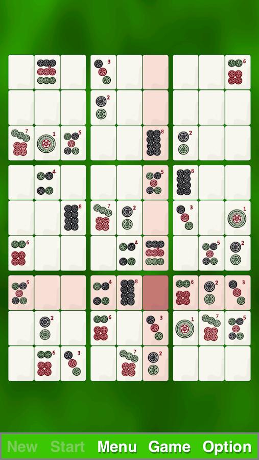 Sudoku Mahjong