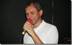 Francisco Alexandre dos Santos participando ao vivo da Programação da Rádio Nova Visão