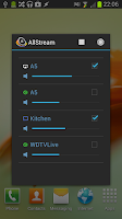 Screenshot of AllStream: AirPlay, DLNA, Cast