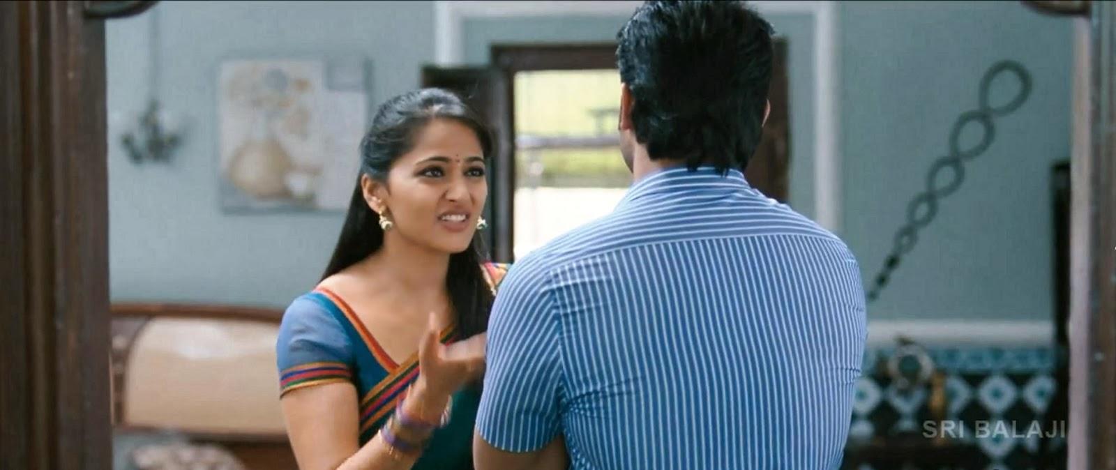 Prabhas Fans Forever: Prabhas & Anushka Comedy Scene Snaps