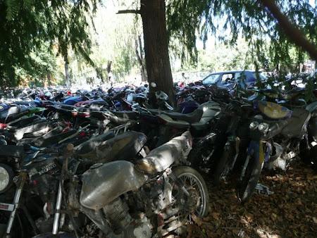 Parcare motociclete