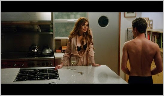 lindsay lohan in_ THE CANYONS_