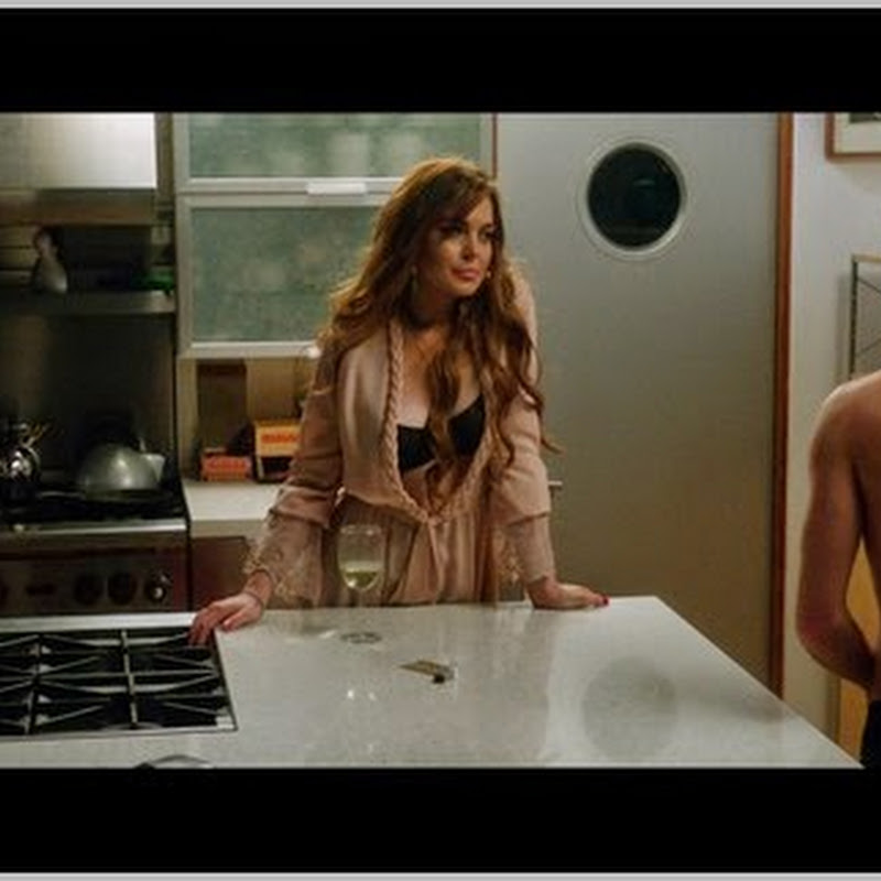 "Lindsay Lohan Stars in Erotic Thriller ""The Canyons"""