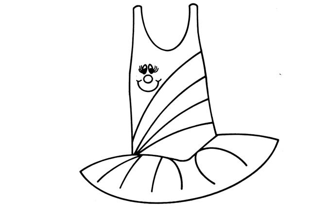 Dibujos De Vestidos Para Imprimir