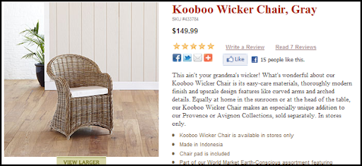 Perfect An Alert Reader Sent Me The Link To This Chair U2013 $149.99 U2013 Amazing!