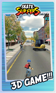 Skate Surfers Free - screenshot thumbnail