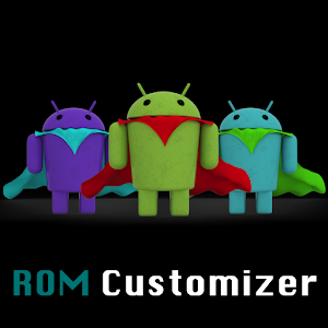 ROM Customizer  2.13   Logo